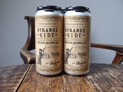 Strange Side Belgian Blonde