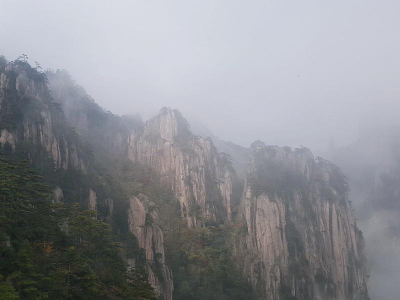 Huangshan views