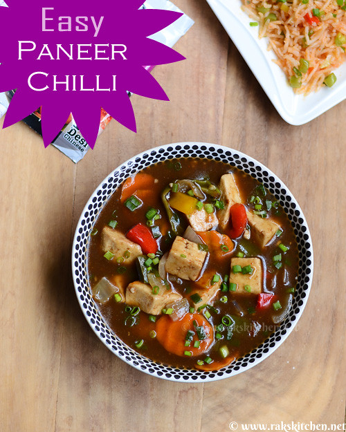 how-to-make-paneer-chilli