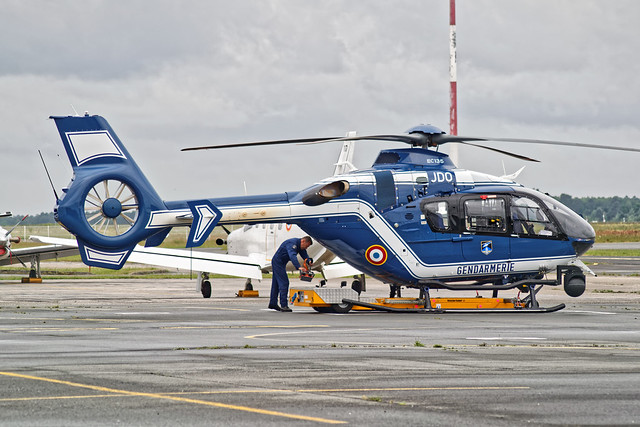 F-MJDO - EC135 Gendarmerie