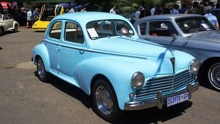 Peugeot 1948-60 203
