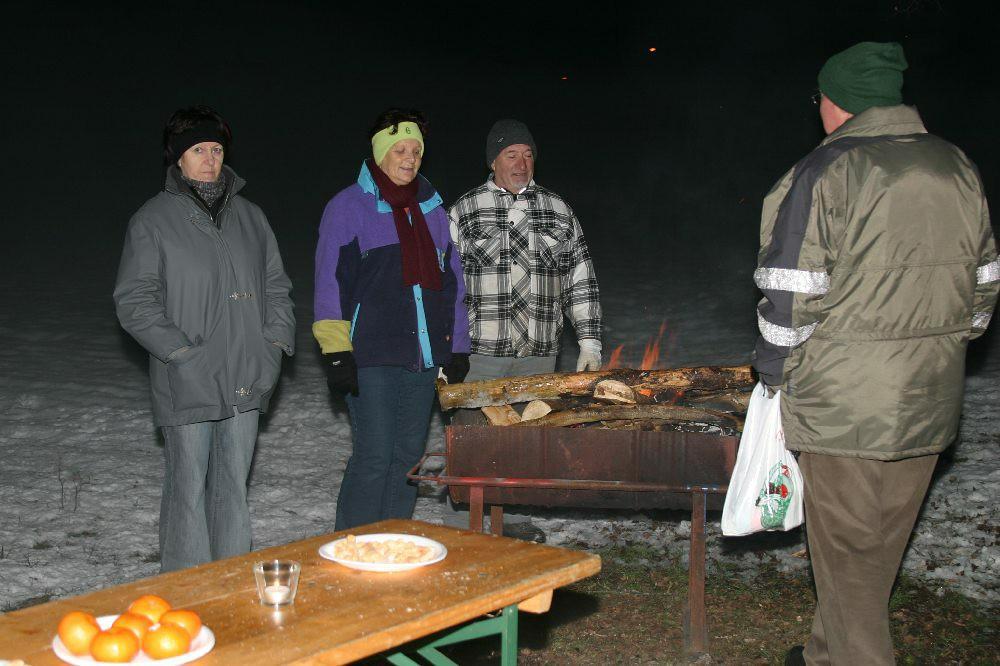 2008-12-13 Waldweihnachten