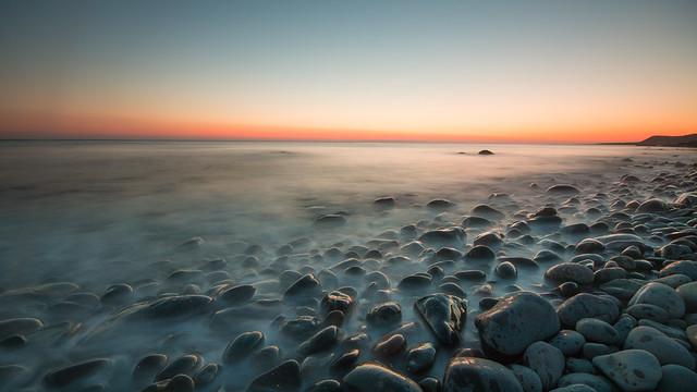 Sunset stones (Explored)