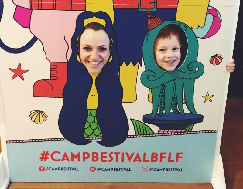 camp bestival BFLF
