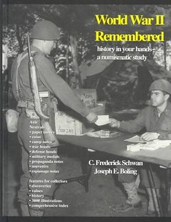 WORLD WAR II REMEMBERED book cover