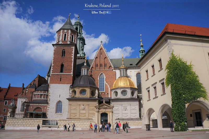 2017 Europe Krakow 05-1 Wawel Cathedral