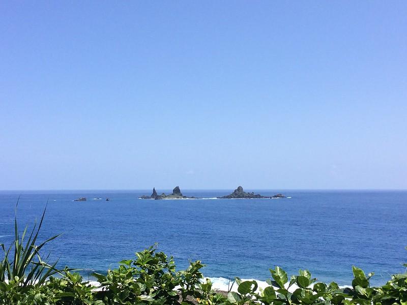 蘭嶼-軍艦岩