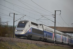 TGV DUPLEX - Photo of Châtres