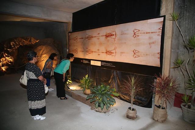Exposición de la Sábana Santa en Lima