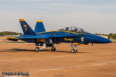 161746 USN | McDonnell Douglas F/A-18B Hornet | Millington Regional Jetport