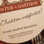 2018-04-17: On Tour zum Kloster Speinshart