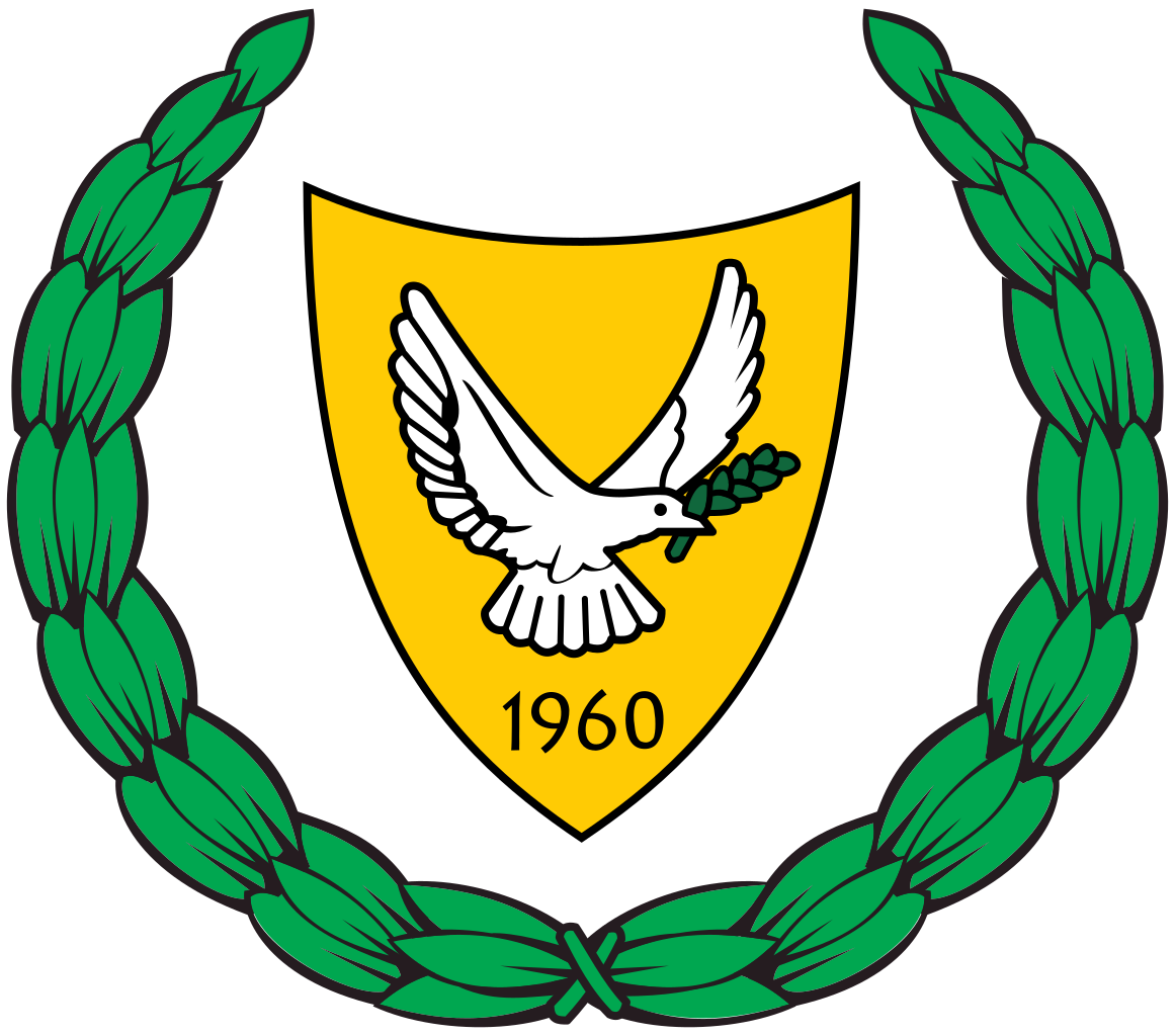 Coat of Arms of Cyprus, 1960
