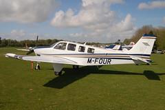 M-FOUR Beech G36 [E-3849] Popham 020509