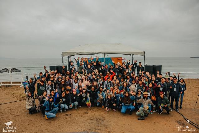 2do. Festival de las Aves Bahía de Todos Santos