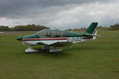 G-DUDZ Robin DR 400-180 (2367) Popham 030510