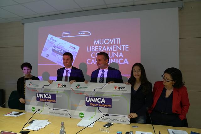 Nasce Unica Emilia Romagna