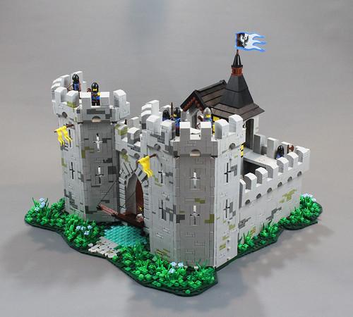 Classic-Castle com • View topic - Black Falcon's Fortress on