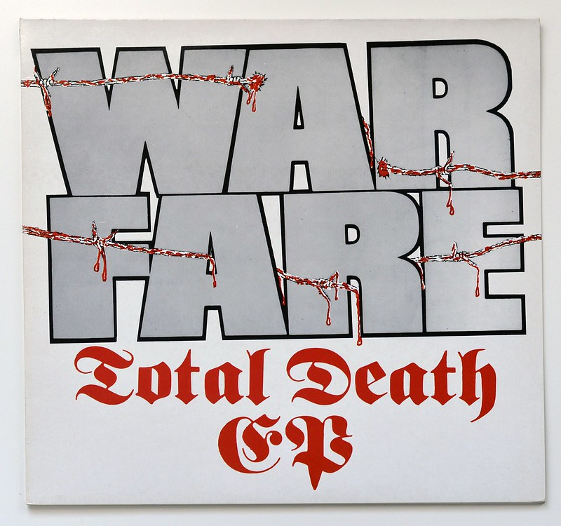 A0533 WARFARE Total Death EP