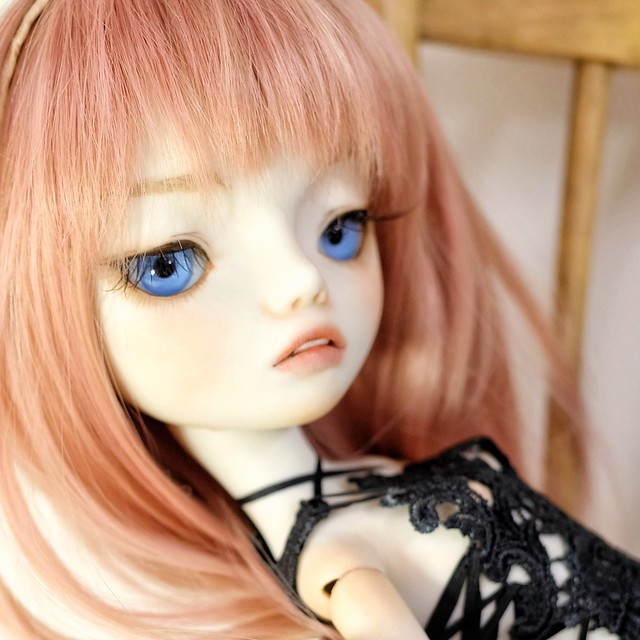 """SOHi's bisque doll """"Ring"""""""