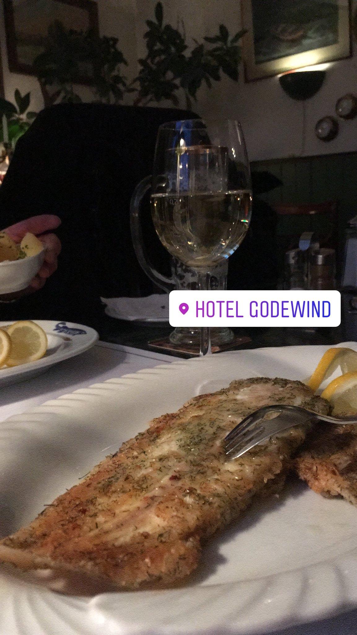Seezung im Hotel Godewind