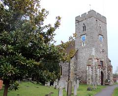 180324 St Peters Parish Church Old Woking