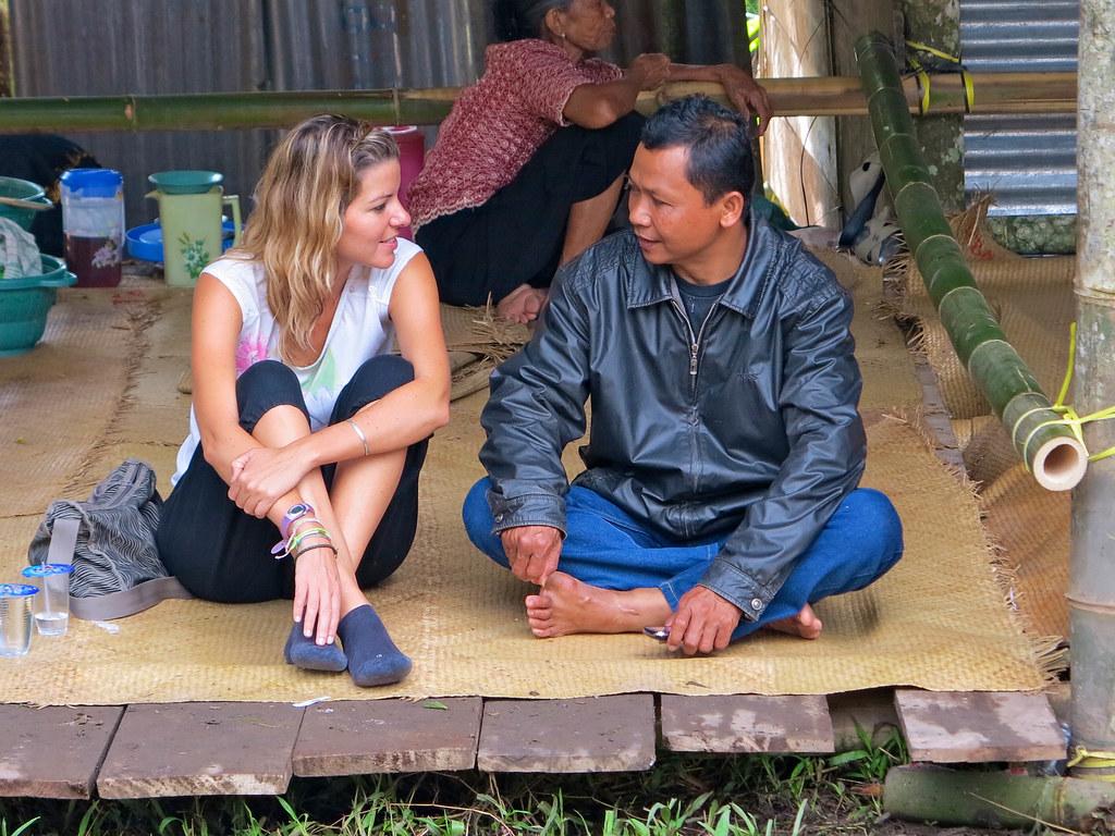 Excursión por la región Toraja