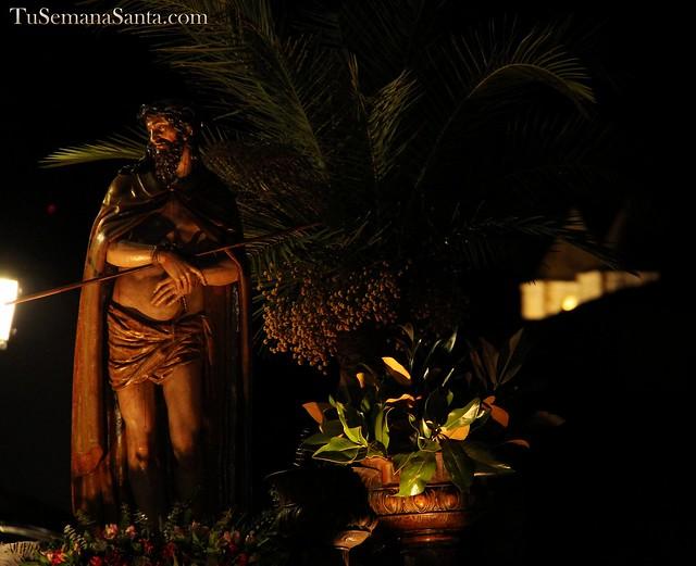 Domingo de Ramos. Procesión del Señor de las Penas
