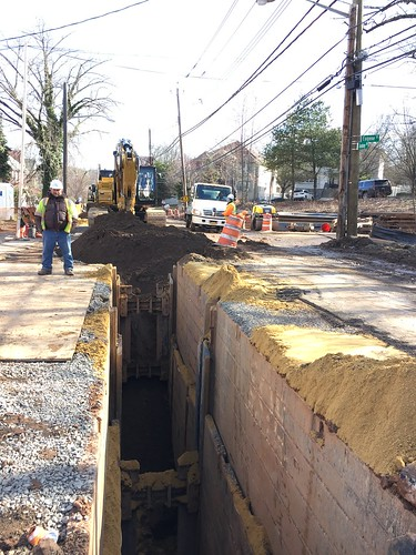 Tottenville Infrastructure Upgrade