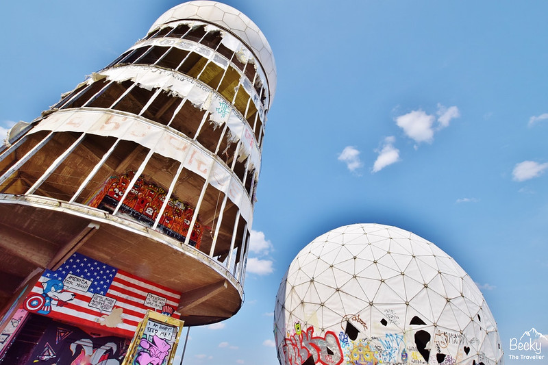 Teufelsberg (Devil's Mountain) - Berlin