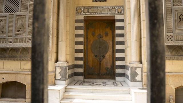 Islamic style small palace