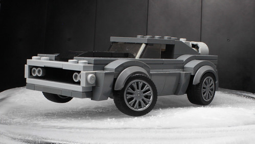 Lego Ice Charger from Fate of the Furious