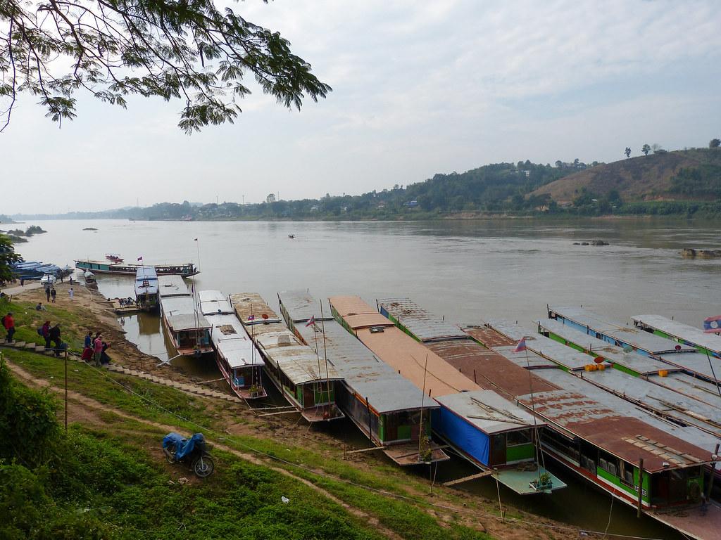 2018 Südostasien - Laos - Mekong