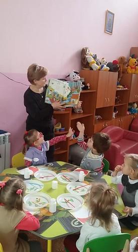"""Зустріч з вихованцями ШДС """"Поділля"""" 05.04.18 В. Некрасова"""