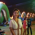 Loi Krathong at Wat Rai Khing