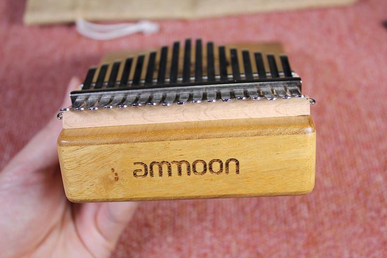 ammoon 17キー カリンバ (41)