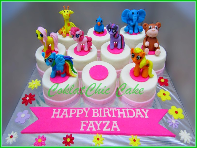 Minicake My Little Pony FAYZA