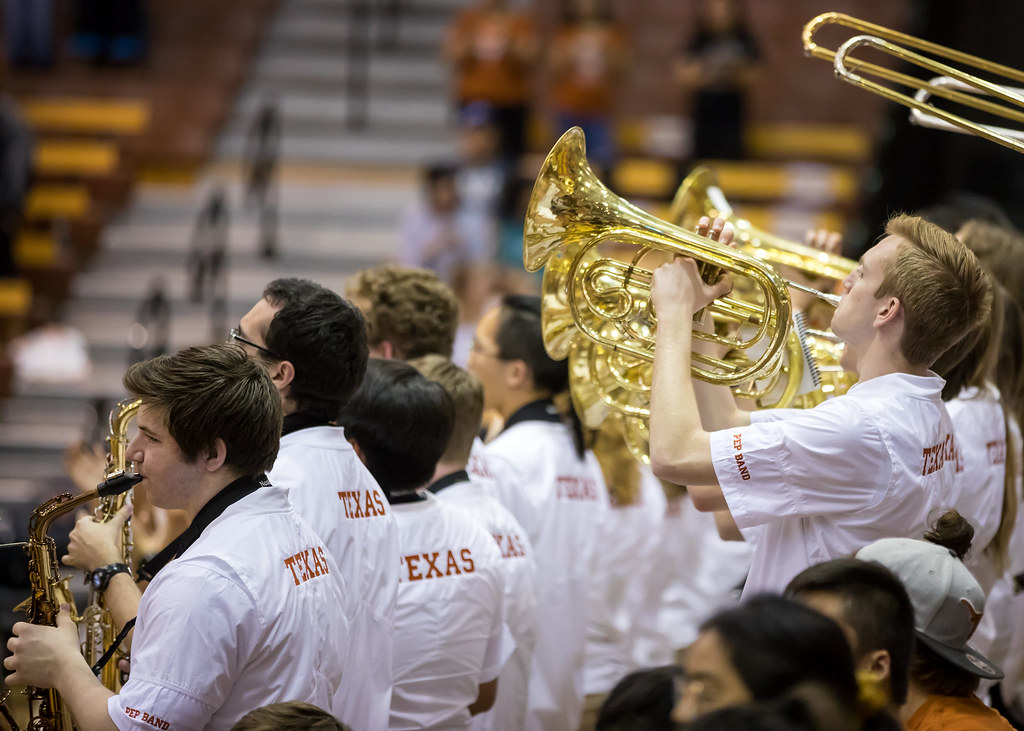 University of Texas Pep Band