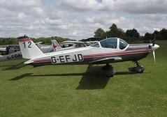 G-EFJD Bolkow Bo209 (126) Popham 210517