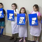 Parent & Child Canvas Painting