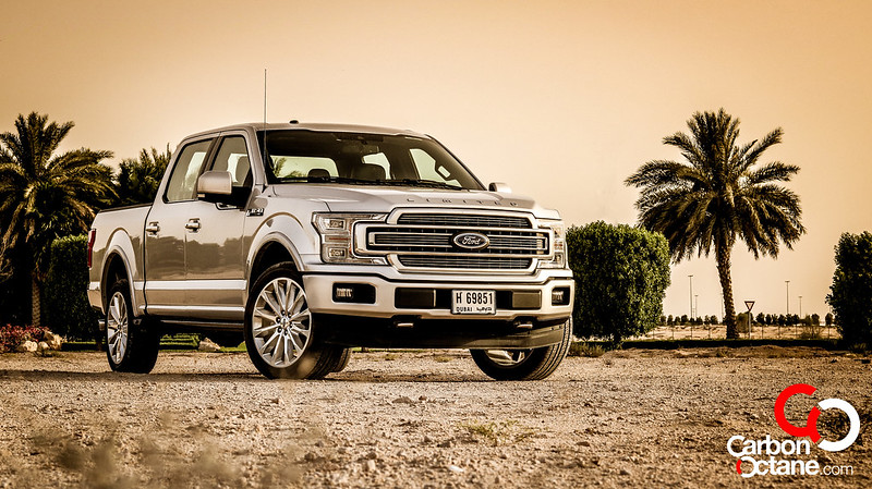 2018 ford f150 platinum review dubai uae carbonoctane 21
