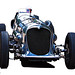 John Cobb's Brooklands World Speed Record Holder Napier-Railton Digital Artwork