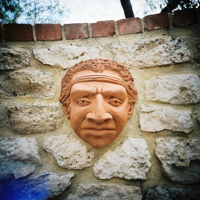 Terracotta Face