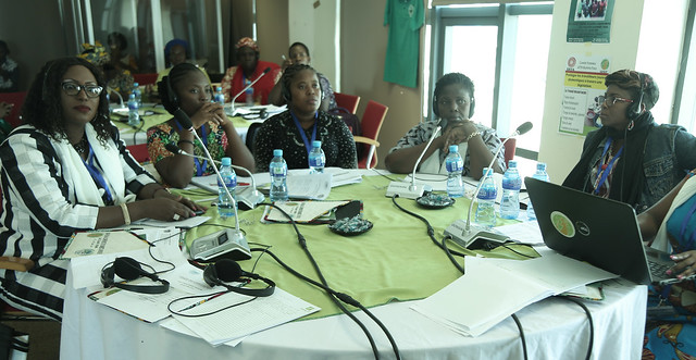 2018-3-24~26 Tanzania: IDWF Conference for Africa Region