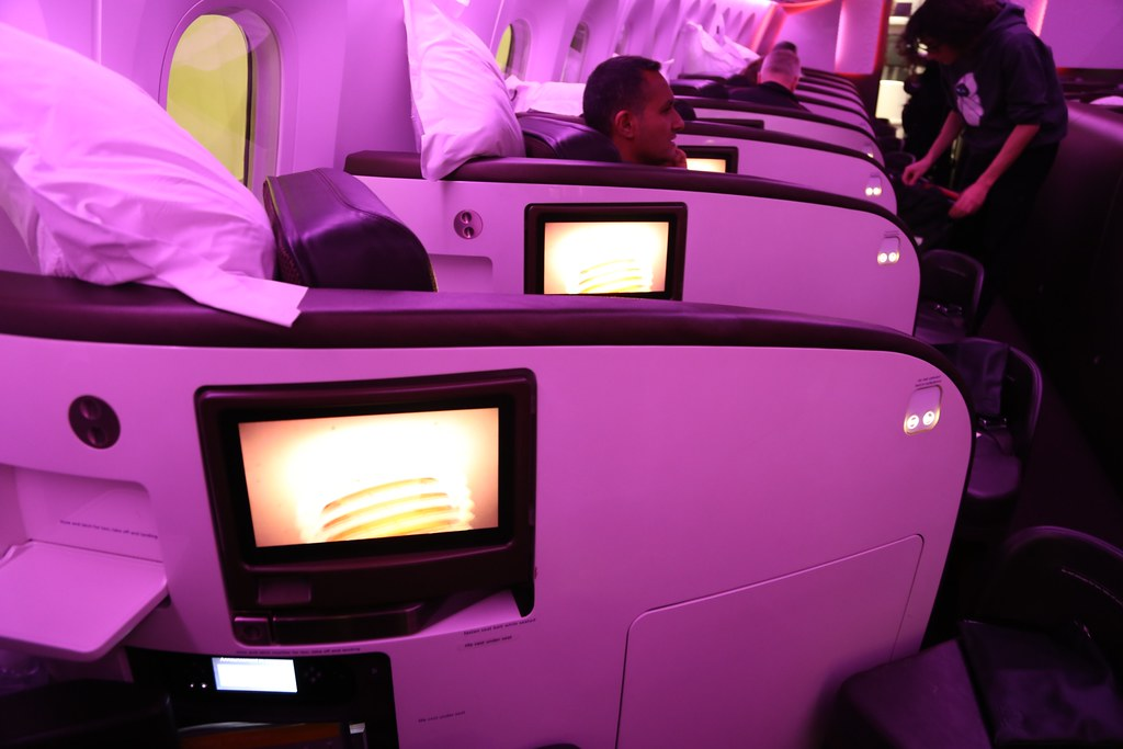 Virgin Atlantic Upper Class 2
