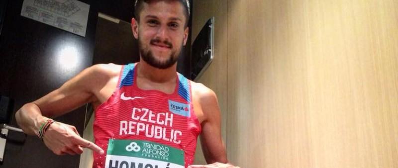 MS v půlmaratonu: Homoláč těsně za osobním rekordem