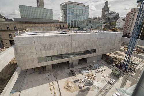 Construcción Nueva Sede Montevideo (marzo 2018)