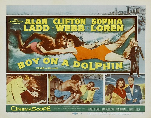 Boy on a Dolphin - Poster 4