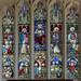 Beckingham (Notts), All Saints' church, East window