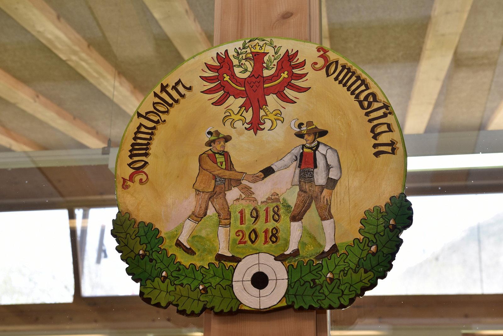 Tiroler Gedenkschießen 1918/2018, Goldrain, 14.04.2018