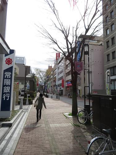 福島駅から福島競馬場まで徒歩で行く